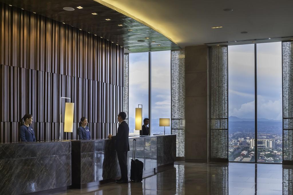The Sky Lobby