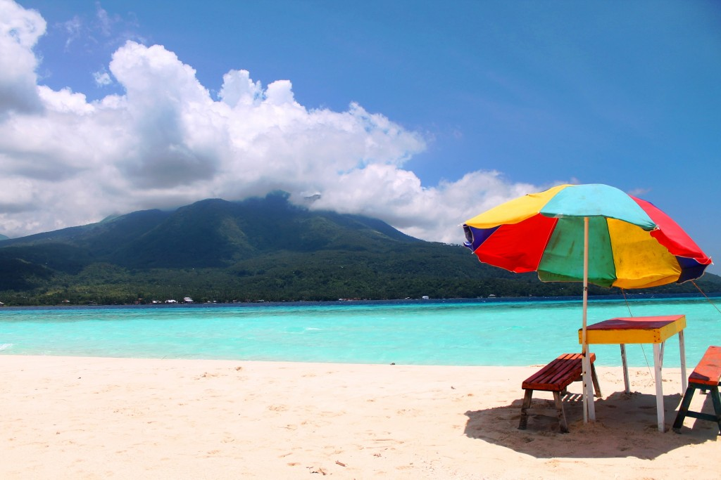 White Island in Camiguin. Photo by Krista Ricafort