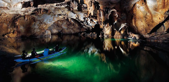 Advance booking is needed for tours to the underground river. Photo by Jocas See