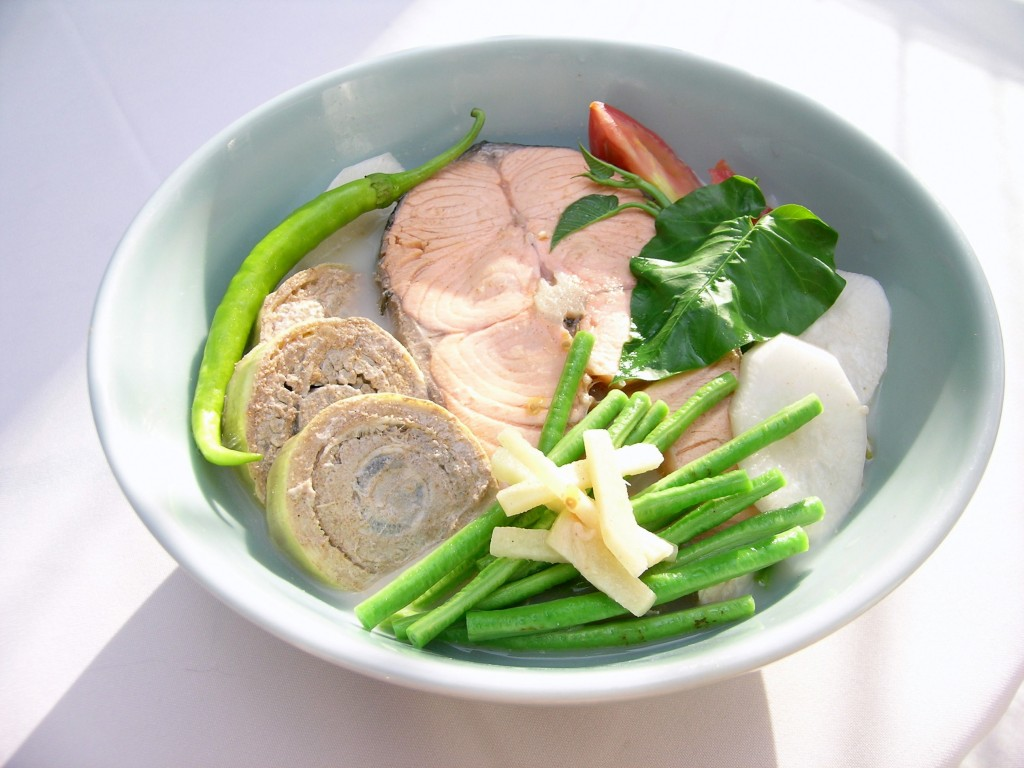 Milky Way's famous sinigang