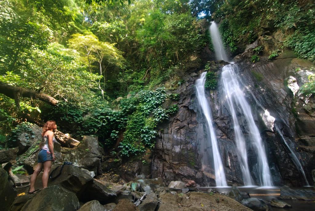 Stunning Caanawan Falls
