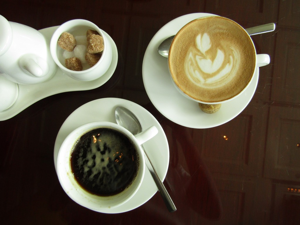 Makati Shang's coffee gets mixed reactions
