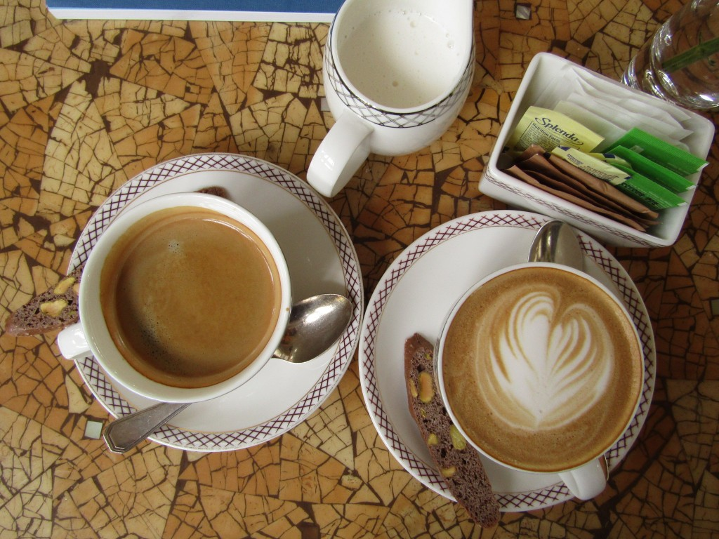 Manila Pen's coffee looks nice but leaves a sour taste in your mouth