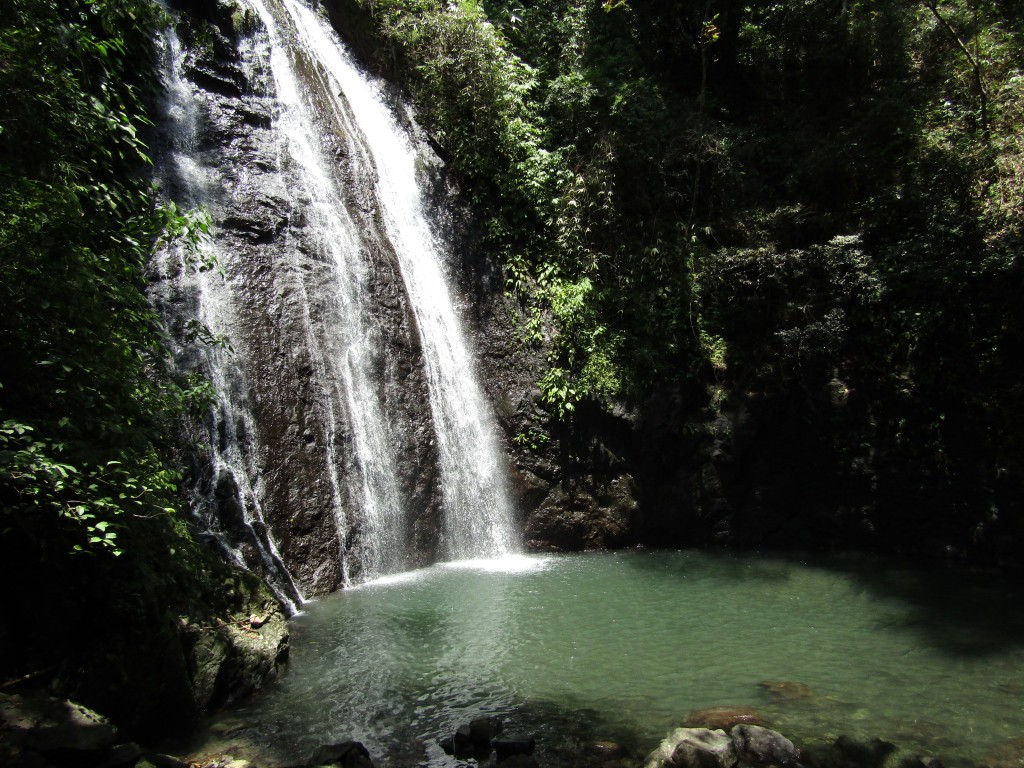 Bugtong Bato Falls. Photo by Amanda Lago