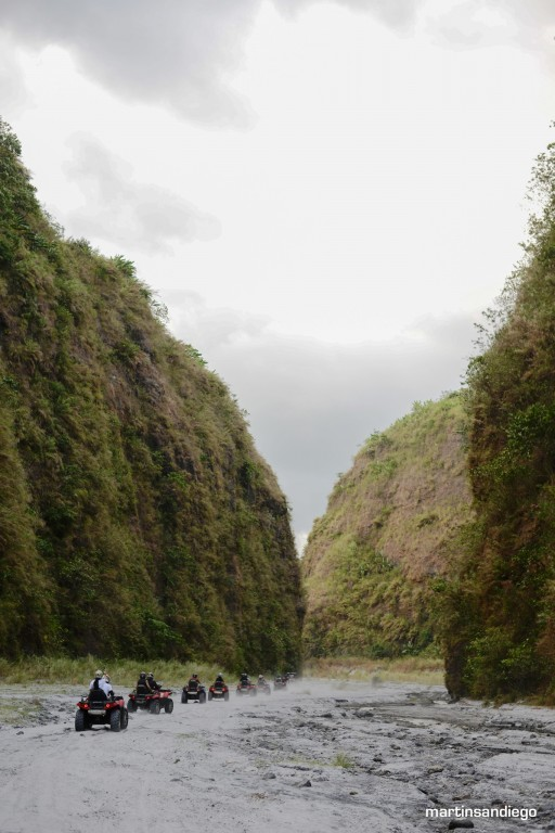 ATV ride in Porac, Pampanga. By Martin San Diego