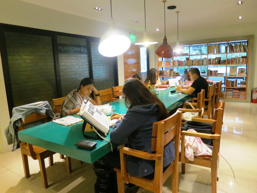 Photo courtesy of Tweedle Book Cafe