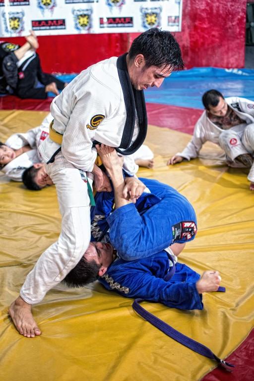 Kathibi training at BAMF. Photo by Daniel Soriano