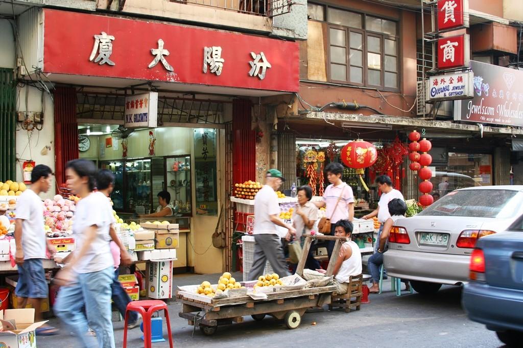 Binondo. Photo by Cheche Mambong