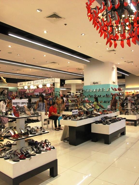 Landmark department store