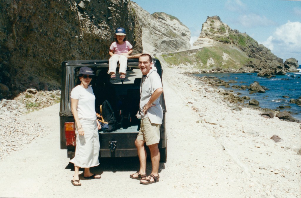 Travelling around Batanes with a five-year-old