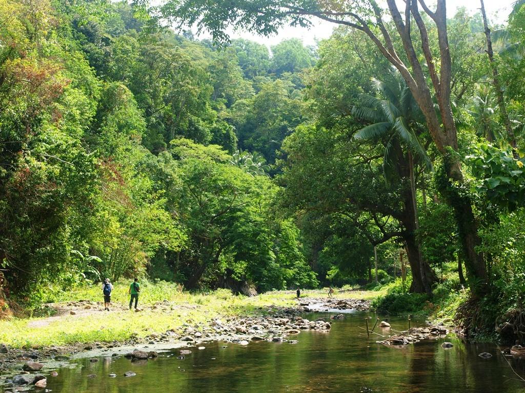 The Nabaoy River. Photo courtesy of Mandala Spa