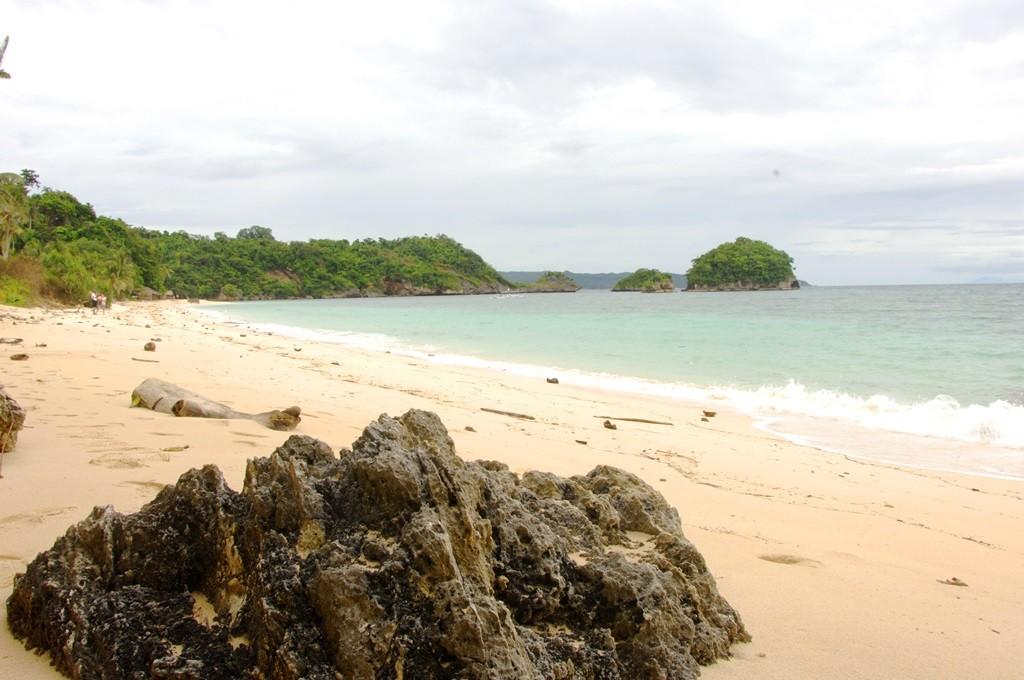 Ilig-Iligan Beach By Carlos Legaspi
