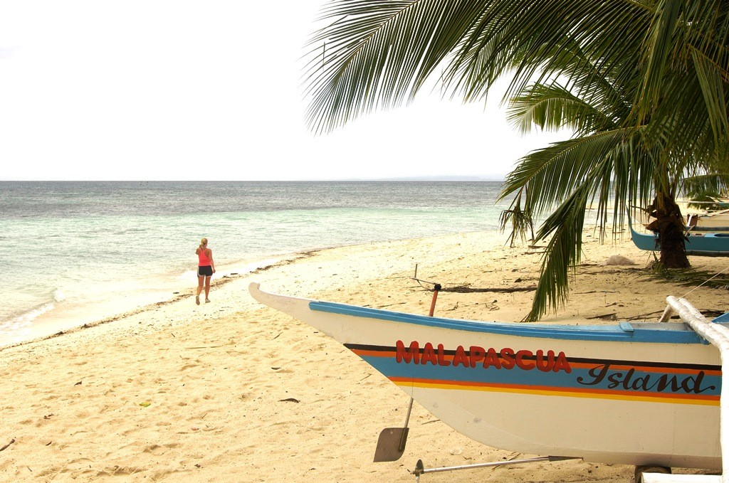 The resort is close to the action of Bounty Beach, but far enough away from some peace and quiet. Photo by Caloy Legaspi