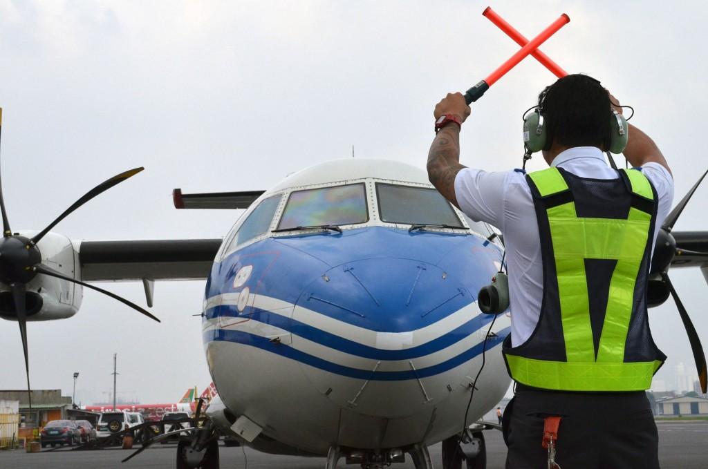 Air Swift's ATR 42-500