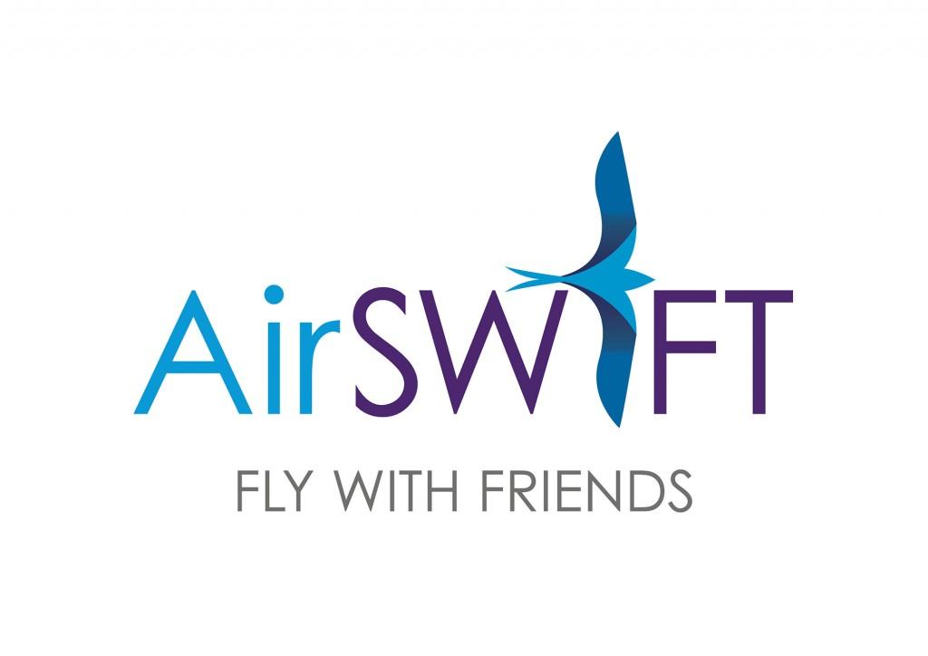 Air Swift's logo