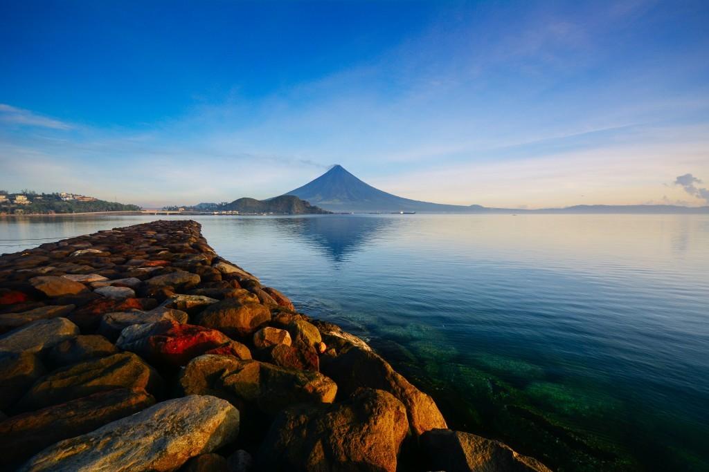 Mt. Mayon By Ferdz Decena