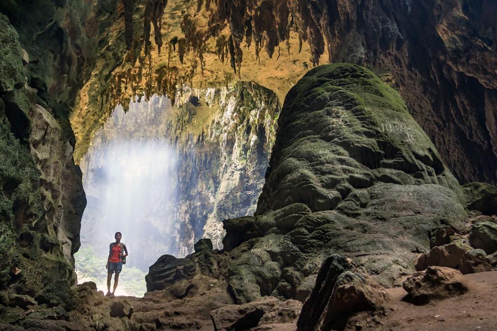 Callao Caves in Penablanca, Cagayan. By Daniel Soriano