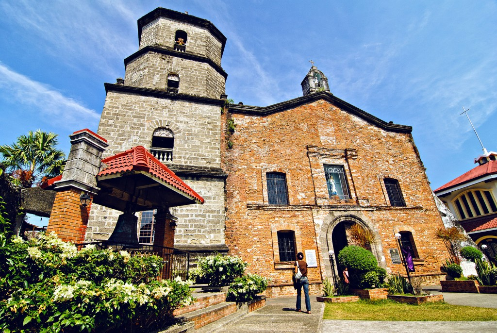 Boac Cathedral in Marinduque. By Christian Sangoyo