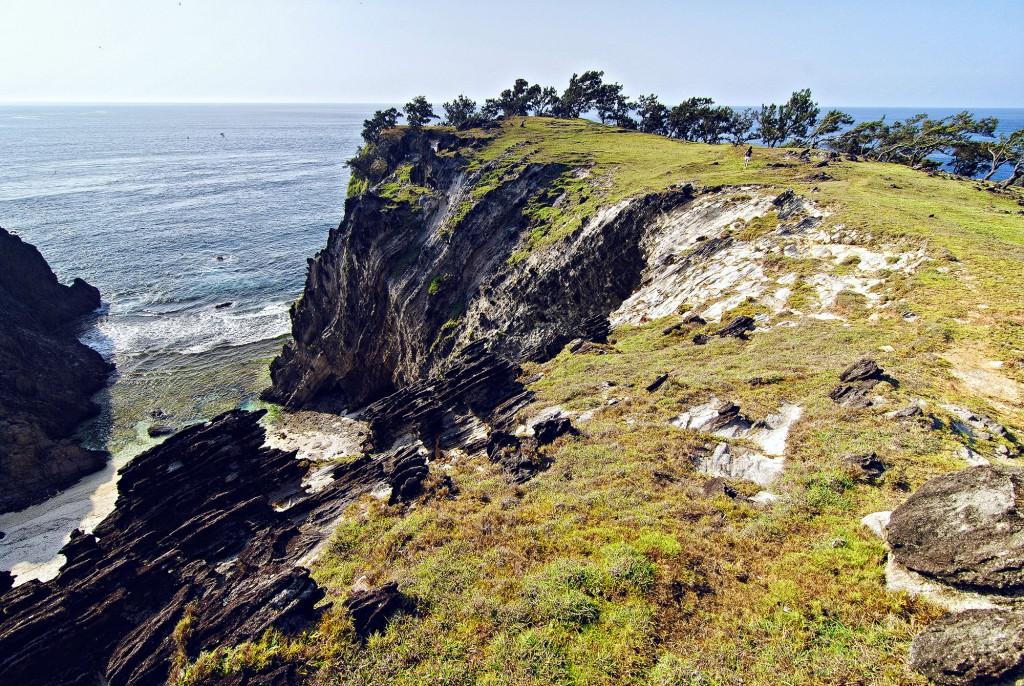 Nugdungan Hills in Calayan, Babuyan Islands. By Christian Sangoyo