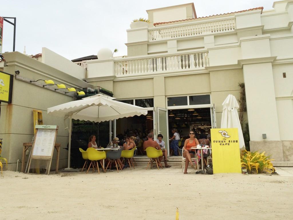 The Sunny Side Cafe