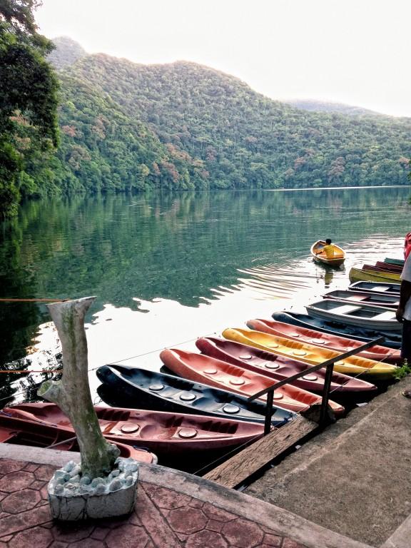 Melancholic Bulusan Lake
