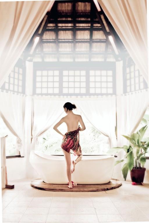Mandala Spa's spa suite. By Daniel Soriano