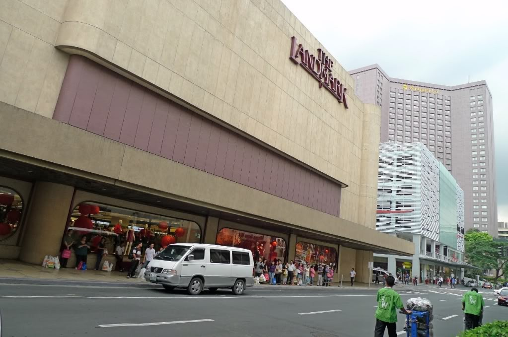 The Landmark in Makati City pinched from omfoongpc.com