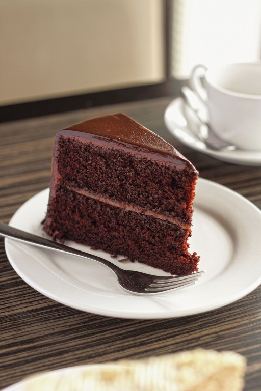 Chocolate cake from Felicity's Pastry Shop in Bacolod. By Mark Antang
