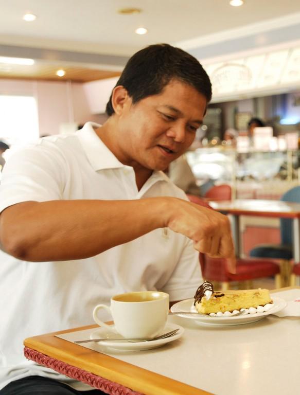 Chef Claude Tayag by Erik Liongoren