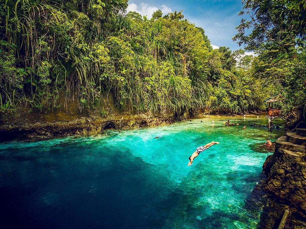 Shortlist: Enchanted river, Hinatuan, Surigao del Sur by Paul Quiambao