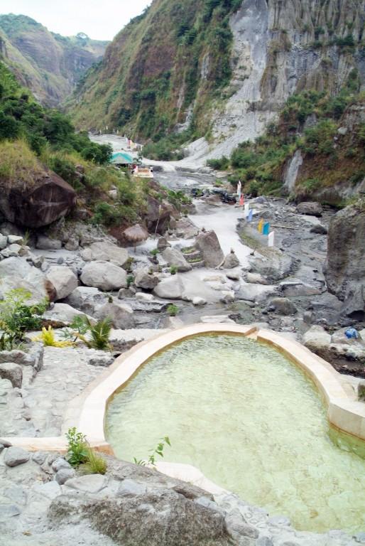 Puning Hot Springs by Michael Marasigan