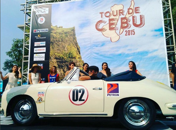 Tour de Cebu 2015 pinched from Jay Aldeguer's Facebook page