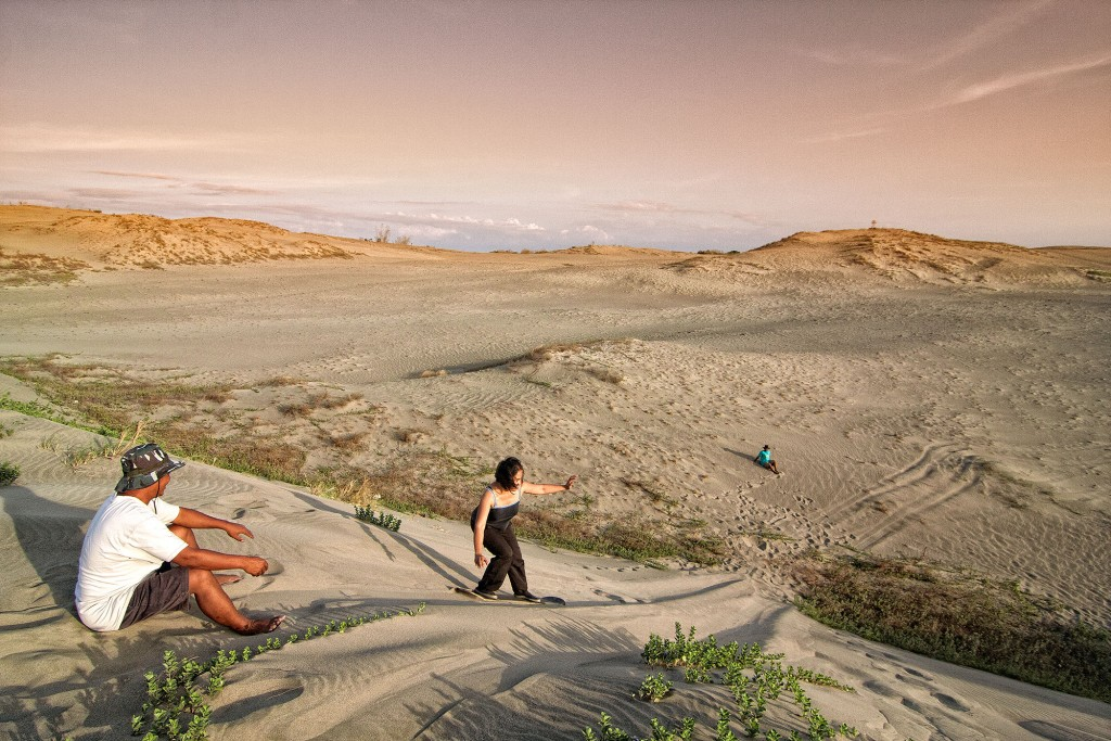 Paoay Sand Dunes in Ilocos Norte By Jocas See