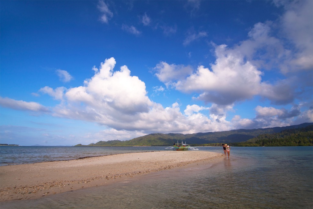 San Vicente Beach in Palawan. By Mon Corpuz