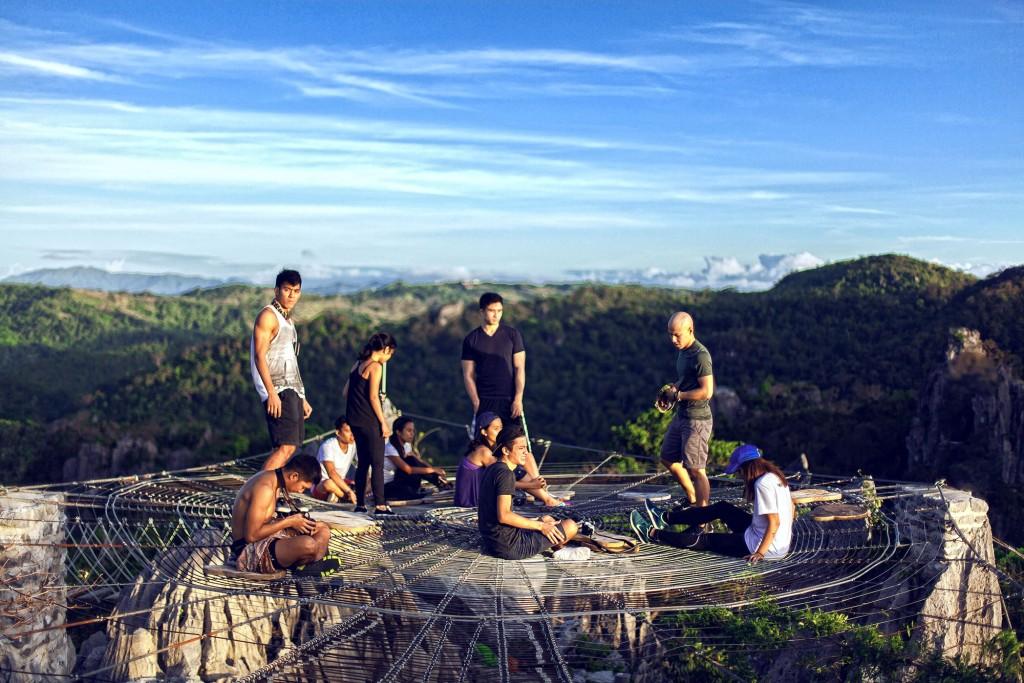 Masungi Georeserve. Photo by Paolo Cuarteron