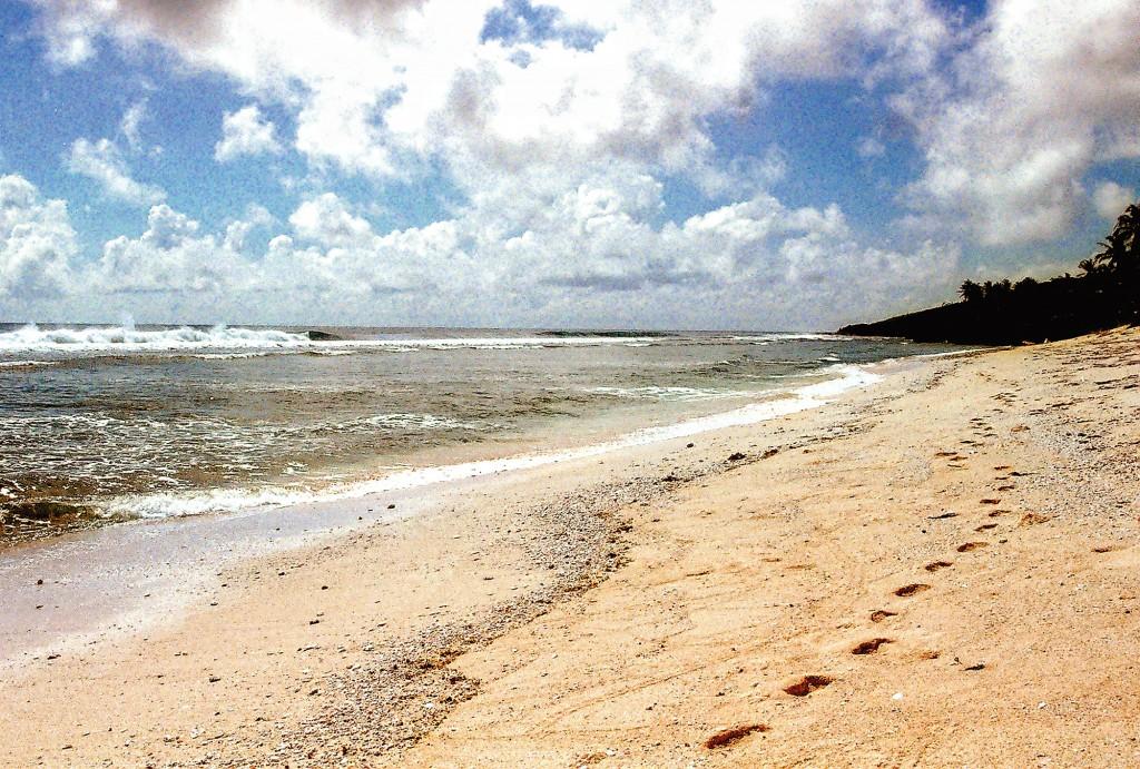 ABCD Beach By Ena Molina