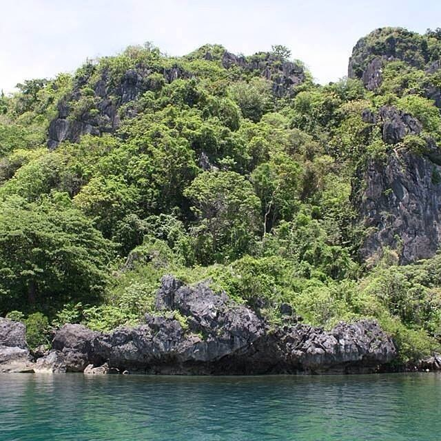 Imorigue Island pinched from the Facebook page of El Nido Tourism