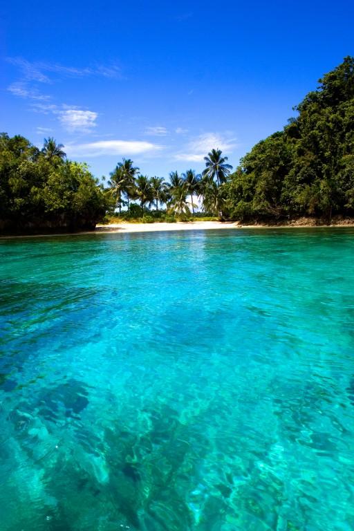 Siargao's Bucas Grande island