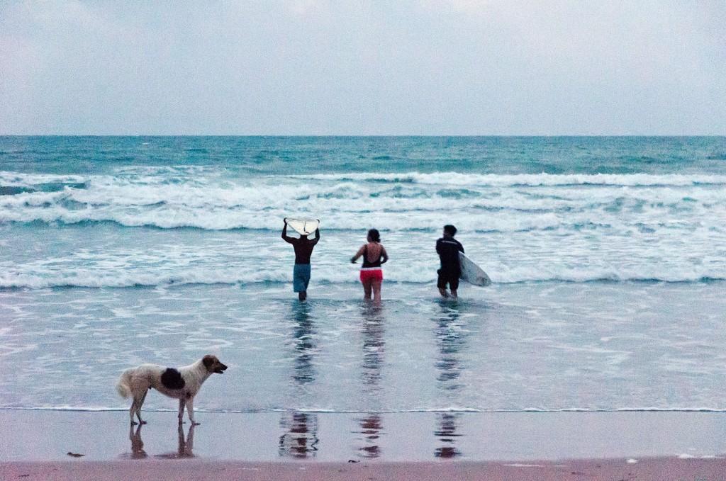 Rizal Beach in Gubat has perfect-to-ride waves. By Christian Sangoyo