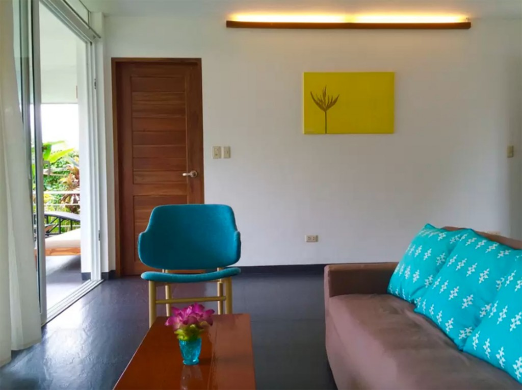 Marcela Apartments in Dumaguete, Negros Oriental. Screengrabbed from Airbnb