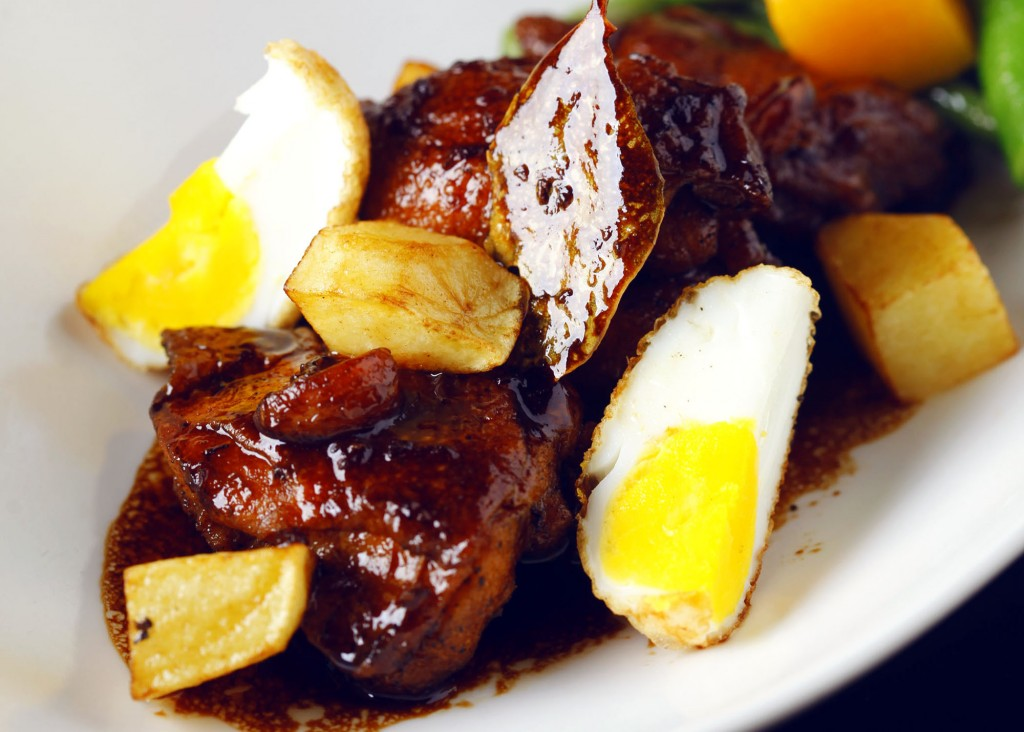 NYPD's chicken adobo