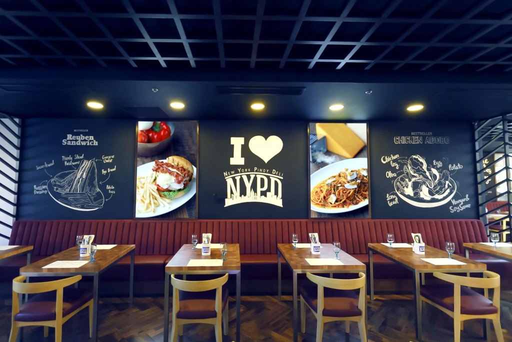NYPD restaurant