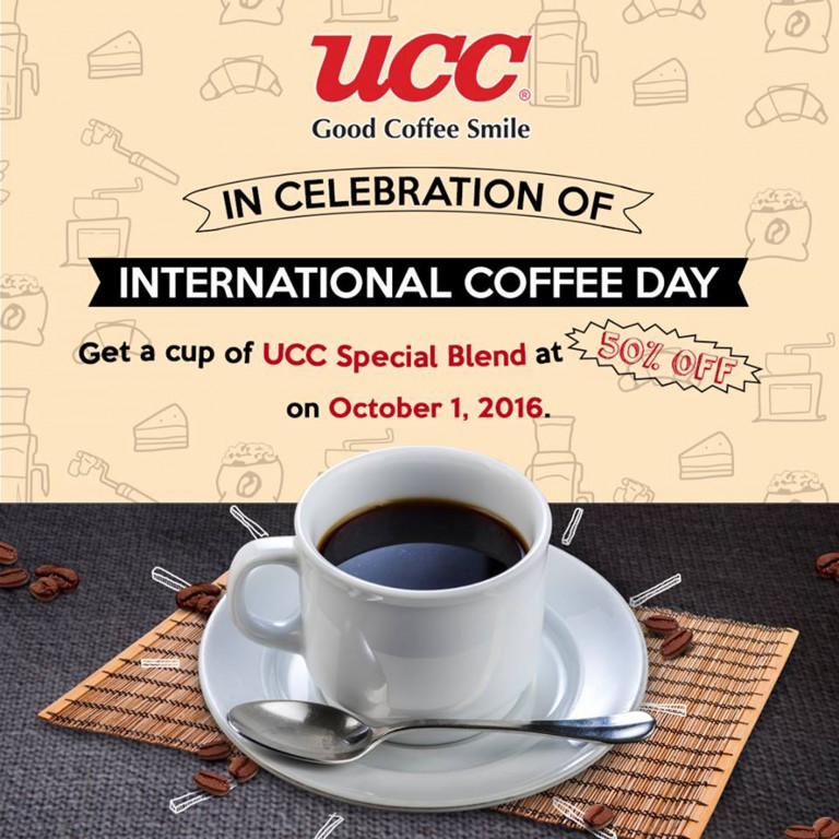 Photo from UCC Coffee Shops Philippines Facebook page