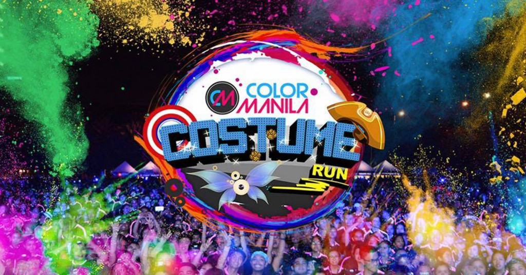 Photo from Color Manila Run Facebook page