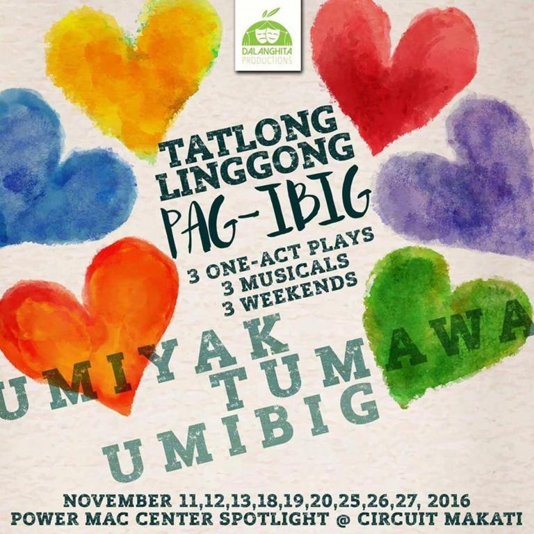 Photo from Tatlong Linggong Pag-ibig Facebook event page
