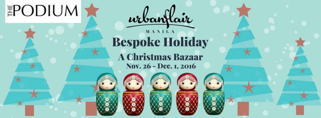 Photo from Urbanflair Manila Bazaar Facebook page