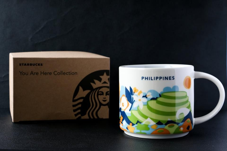 Screengrabbed from Starbucks Philippines' Facebook page