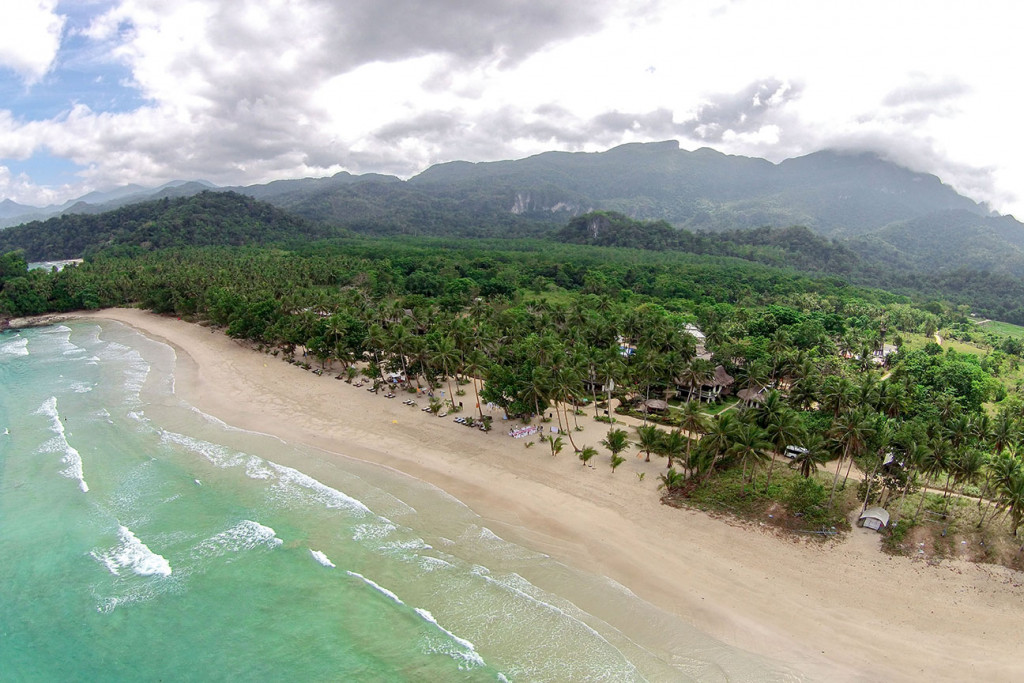 Daluyon Beach and Mountain Resort in Sabang, Puerto Princesa