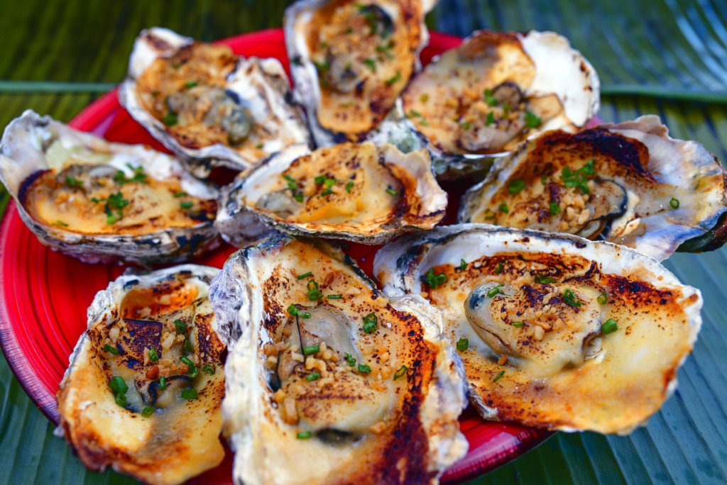 Baked Talaba at Tindahan It Boracay. Photo courtesy ofTindahan It Boracay