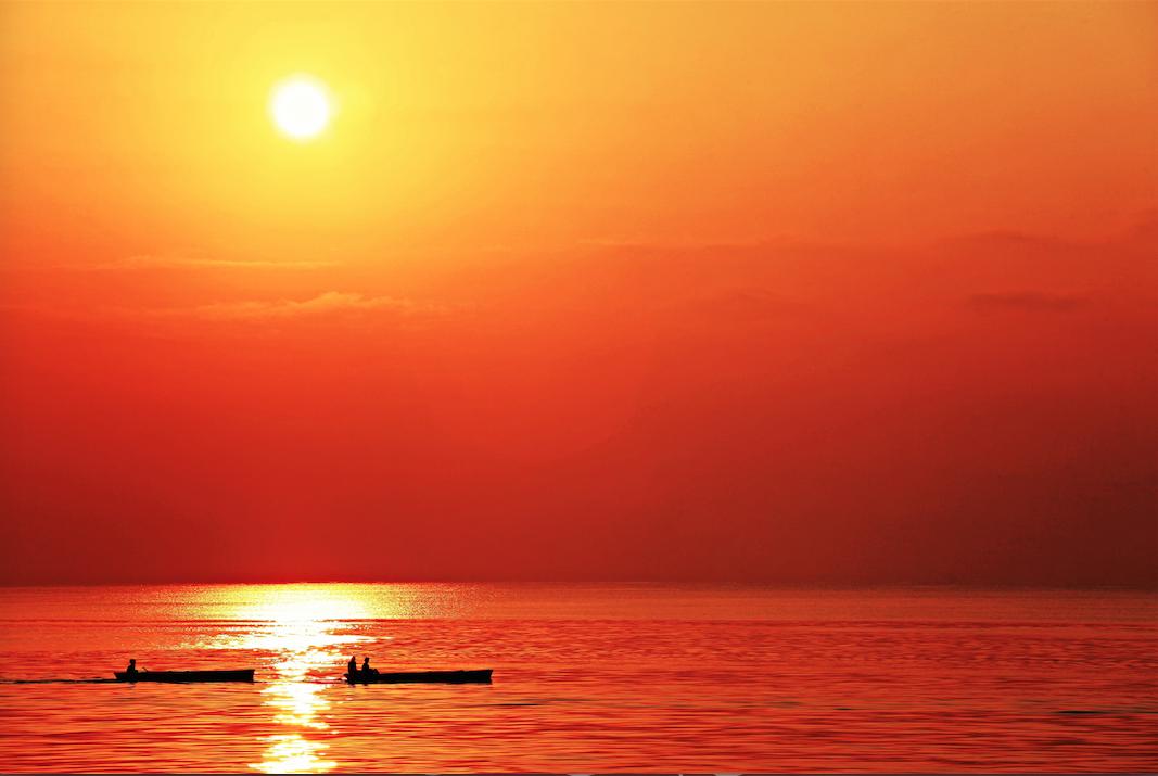 Sarangani Bay by Alfred John Michael Yap